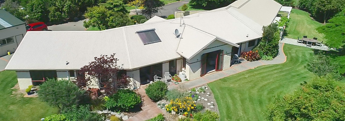 Accent Bed and Breakfast, Nelson New Zealand