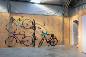 Accent Bed and Breakfast bicycle storage